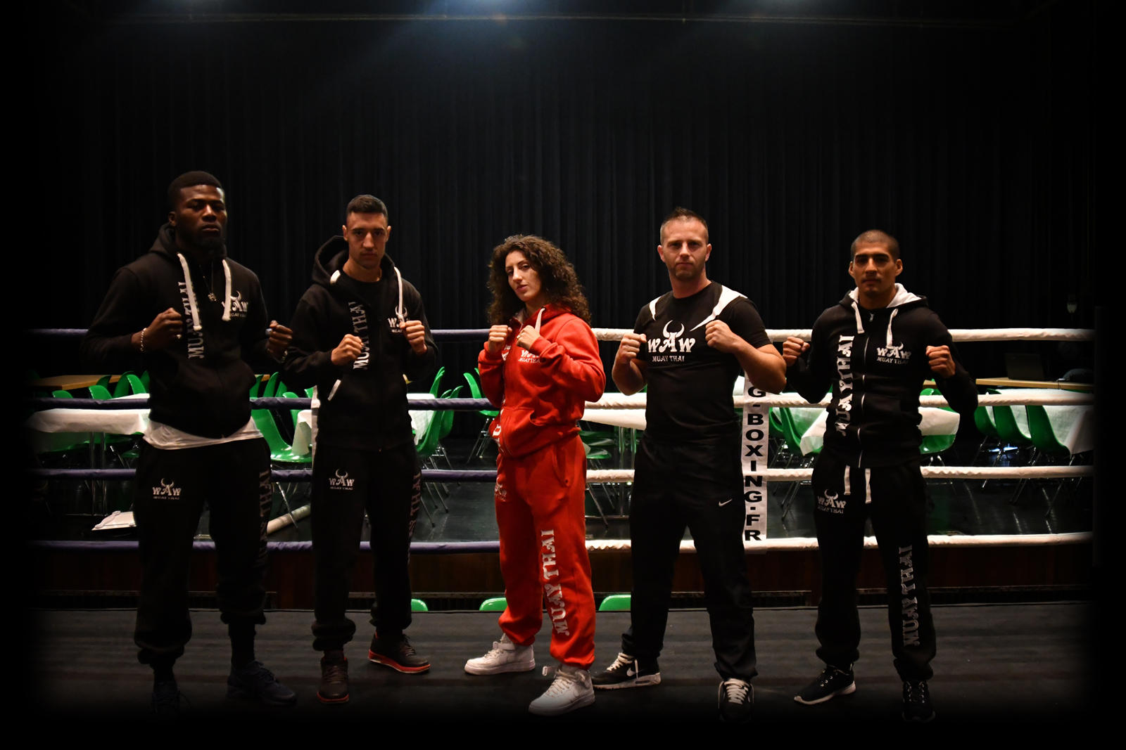 nos cours de boxe