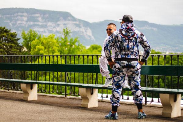 survêtement muay Thaï Genève